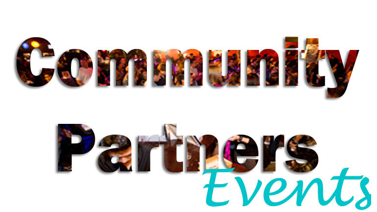 Community Partners Events Banner